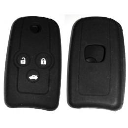Силиконовый чехол для выкидного ключа Honda CR-V 3 кнопки 028