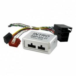 Адаптер усилителя Intro AMP-KIA01 (KIA Sorento-3, Sportage-3, HYUDAI  IX-35)