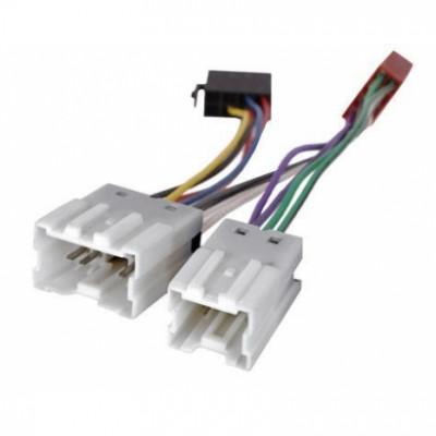 ISO переходник Intro ISO NS-03 (Nissan AlmClassic,Micra,Note)