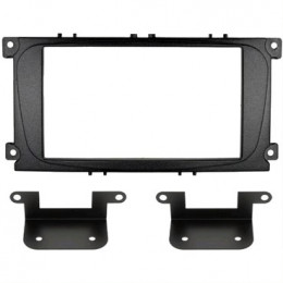 Рамка переходная Intro RFO-N15 (FORD Focus2sony,Mondeo 07-13,S-Max,2din black)