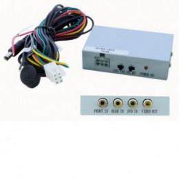 Блок коммутации для камер INCAR VSP-2