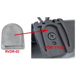 Зеркало-крепление-адаптер INCAR RVDR-02