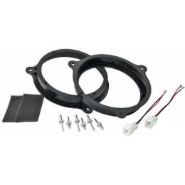 Проставки акустические Incar RFR-N916 (RENAULT Logan,Sandero 14+ фронт)