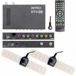 TV-тюнер цифровой INCAR DTV-09