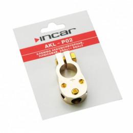 Клемма аккумулятора плюсовая 2GAx1+ 8GAx2 Incar AKL-P02
