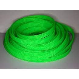 Расходник Оплётка кабельная защитная D8mm (Green)