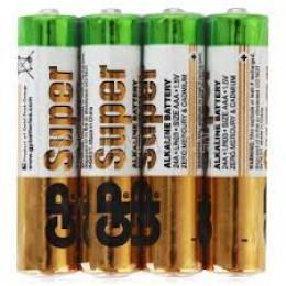 Батарейка AAA GP LR03 б/б Super