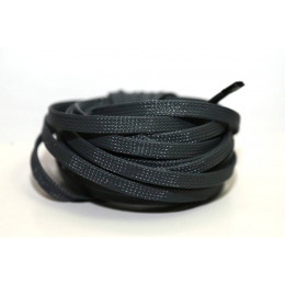 Расходник Оплётка кабельная защитная D10mm (Black)на отрез40