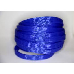 Расходник Оплётка кабельная защитная D10mm (Blue)на отрез40