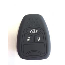 Силиконовый чехол для смарт-ключа Jeep (Dodge Crysler) 027