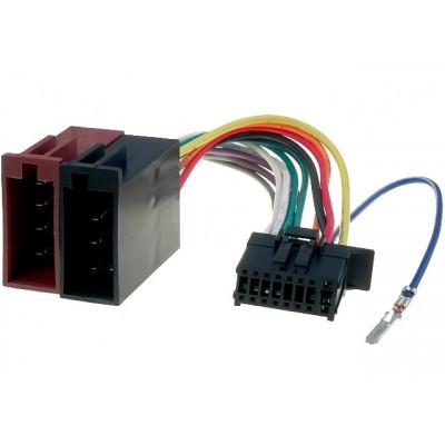 Разъем CON-PIO-02W (Pioneer DEH-P2200UB)+ ISO-переходник