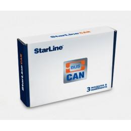 Комплект StarLine 2 CAN+2LIN Мастер (1 модуль)