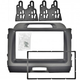 Рамка переходная Incar RKIA-N25 (KIA Sportage-3 10-14 2din (крепеж))