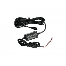 Кабель для установки видеорегистратора ACV CVR-DPC2 12/24V (MicroUSB, с контролем напряжения)