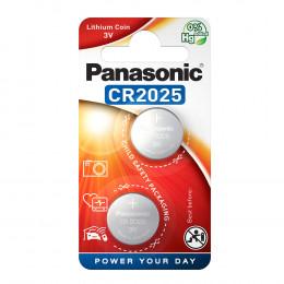 Батарейка Panasonic Power Cells 2025 BL-2