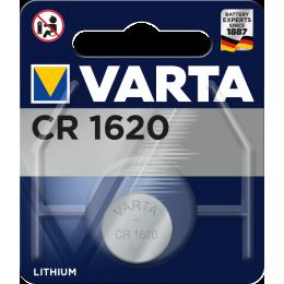 Батарейка Varta CR 1620 BL-1