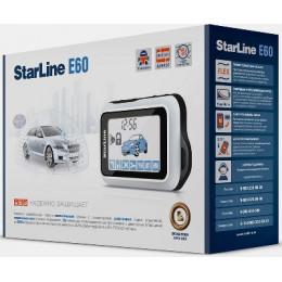 Cигнализация StarLine E60 (2CAN Slave опция) Т2.0