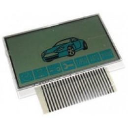 Дисплей ЖК на шлейфе SL B92/E90/A93 (для StarLine B92/E90/A93)