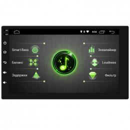 """ГУ универсальное INCAR DTA-7707 (7"""" Android 9.0/1024*600, wi-fi, DSP)"""