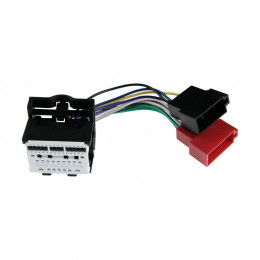 ISO переходник OIC-CV12 для штатной магнитолы Chevrolet 2012-