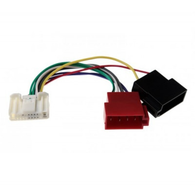 ISO переходник OIC-NS04- для штатной магнитолы Nissan 04 -, Subaru 07-