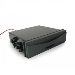 Рамка карман CB-CX78br (выдвижной черн с красн. подсветкой)