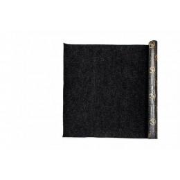 Карпет черный StP (1,0*10 м) в рулоне с клеевым слоем