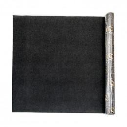 Карпет серый StP (1,0*10м)  в рулоне с клеевым слоем