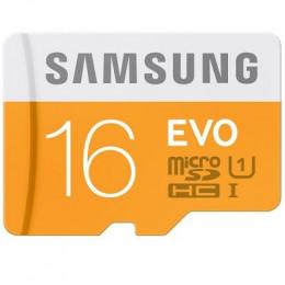 Карта памяти Micro 16GB Samsung EVO Class10