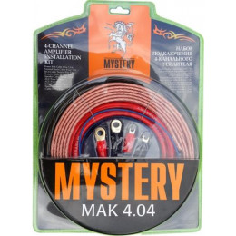 Комплект для установки усилителя Mystery MAK 4.04