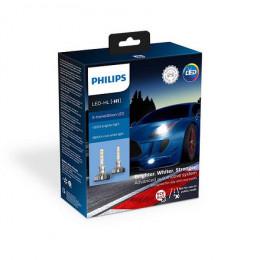 Комплект LED ламп головного света PHILIPS X-tremeUltinon H1 (+200%)