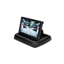 """Монитор SWAT CDH-125BL (4.3"""" для камеры заднего вида, 2-RCA)"""