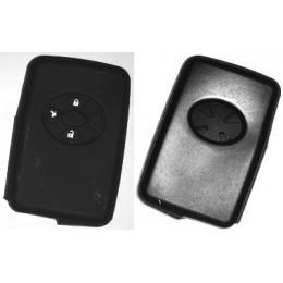 Силиконовый чехол для смарт-ключа Toyota 3 кнопки (RAV4 европа) 026