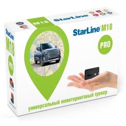 Охранно-поисковый модуль StarLine M18 Pro