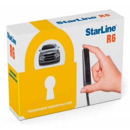Подкапотный блок StarLine SL R6 eco