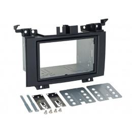 Рамка переходная Incar RMB-N08S VW Crafter, MERCEDES Sprinter 06+, 2din (салазки) (КОМПЛЕКТ)
