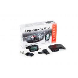 Сигнализация PANDORA DeLuxe 3210