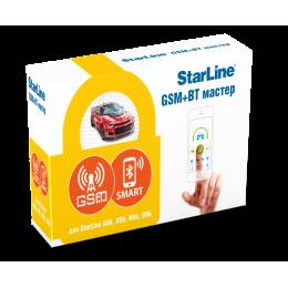 Комплект StarLine Мастер 6 - GSM+ВТ (1 штука)