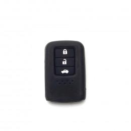 Силиконовый чехол для смарт-ключа Honda 3 кнопки 020