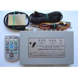ТV-тюнер ABSOLUTE TVR07 FM ver.3