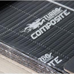 Виброизоляция Комфорт Турбо Composite M3 (0.5x0.7м.-10) 1 лист