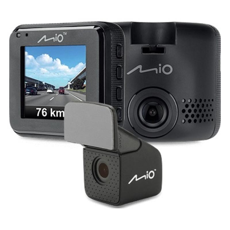 Регистратор с 2 камерами цена автомобильные видеорегистратор на зеркало