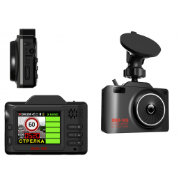 Видеорегистратор Sho-me Combo Smart Signature (+радар-детектор)