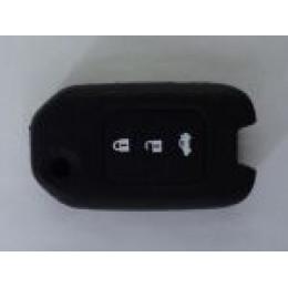 Силиконовый чехол для выкидного ключа Honda 3 кнопки (CR V4 европа) 026